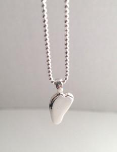 108 collier coeur