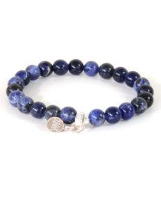 gemstone bracelet sodalite 902 web
