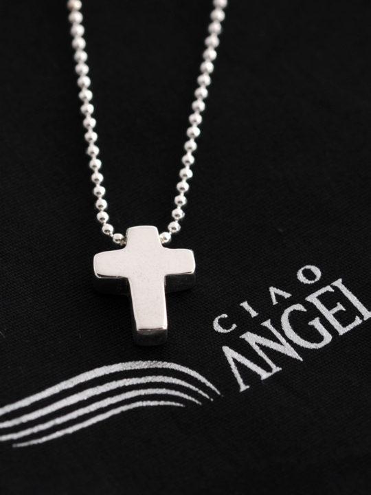 124 collier petite croix