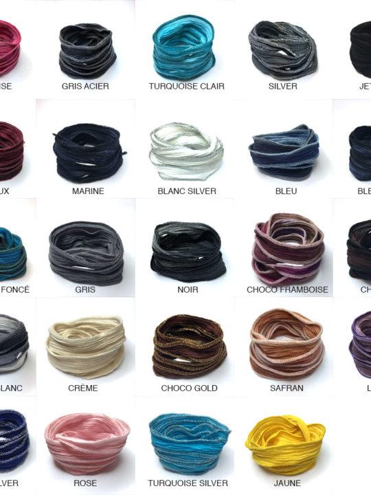 charte couleur soie 20